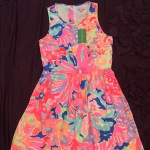 NWT size 6 Lilly Pulitzer Kassia Fit & Flare Dress